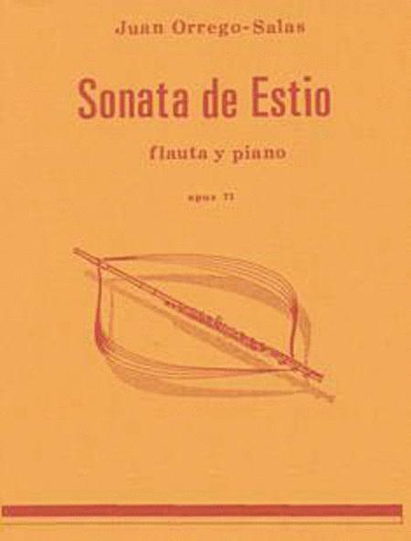 Sonata de Estio, op. 71