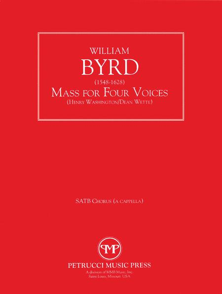 Mass for Four Voices