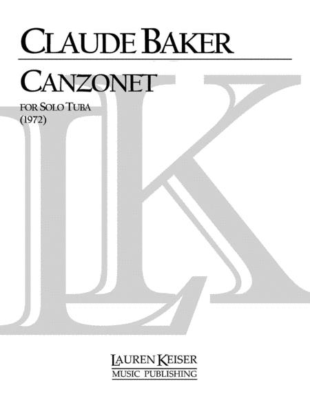 Canzonet