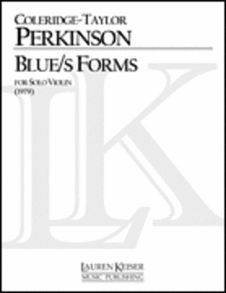 Blue/s Forms