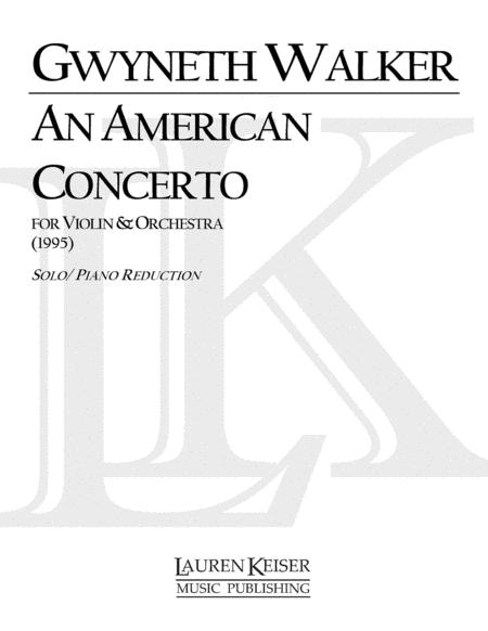 An American Concerto (Piano Reduction)