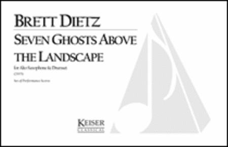 7 Ghosts Above the Landscape