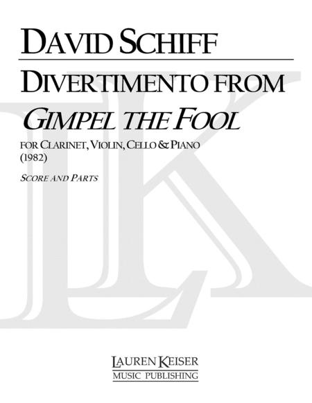Divertimento from Gimpel the Fool
