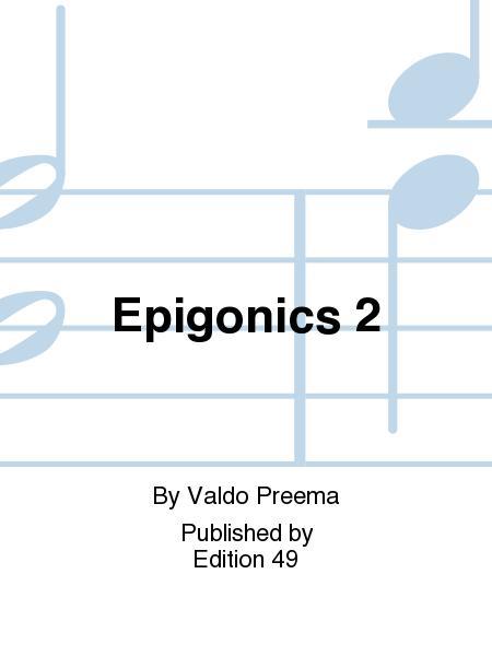 Epigonics 2