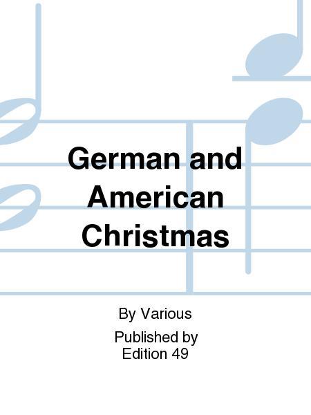German and American Christmas