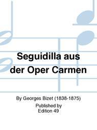 Seguidilla aus der Oper Carmen