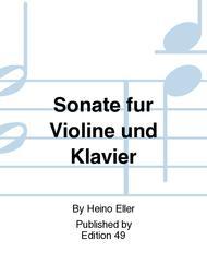 Sonate fur Violine und Klavier