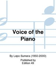Voice of the Piano