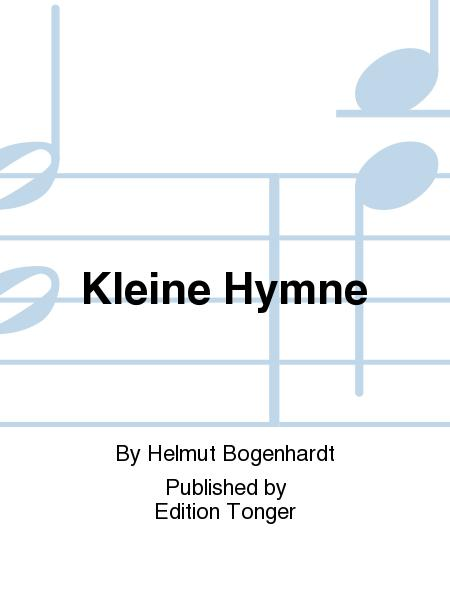 Kleine Hymne