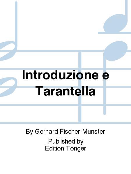 Introduzione e Tarantella