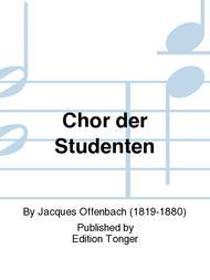 Chor der Studenten