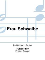 Frau Schwalbe