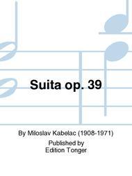 Suita op. 39