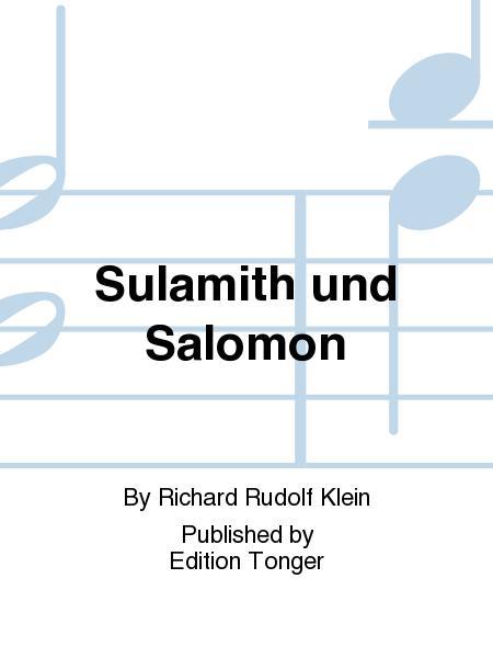 Sulamith und Salomon