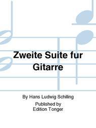 Zweite Suite fur Gitarre