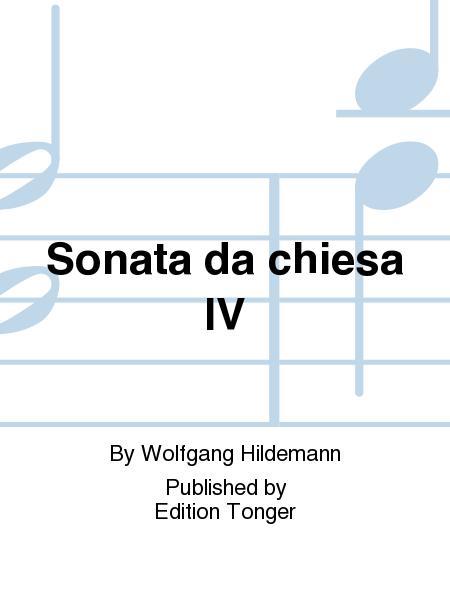 Sonata da chiesa IV