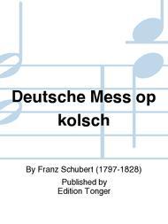 Deutsche Mess op kolsch
