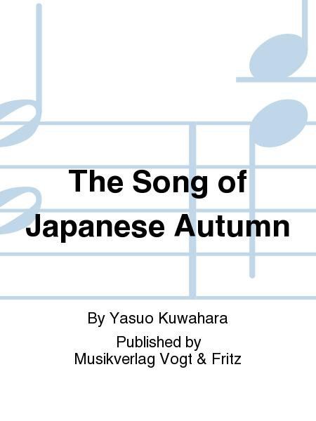 The Song of Japanese Autumn