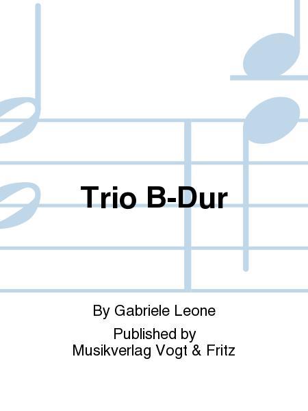 Trio B-Dur