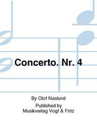 Concerto. Nr. 4