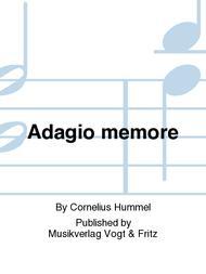 Adagio memore