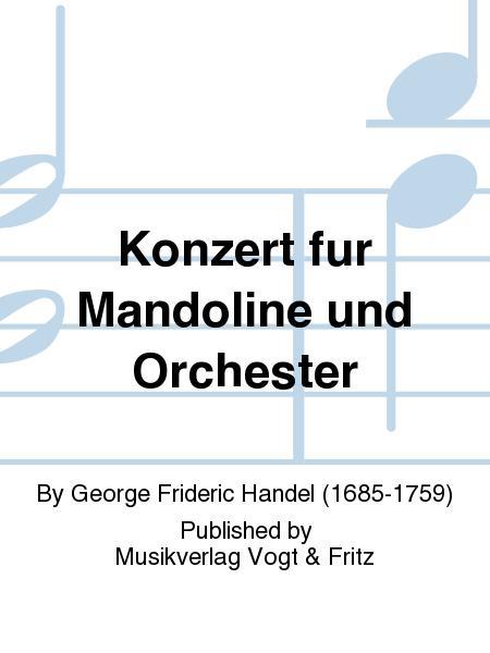 Konzert fur Mandoline und Orchester