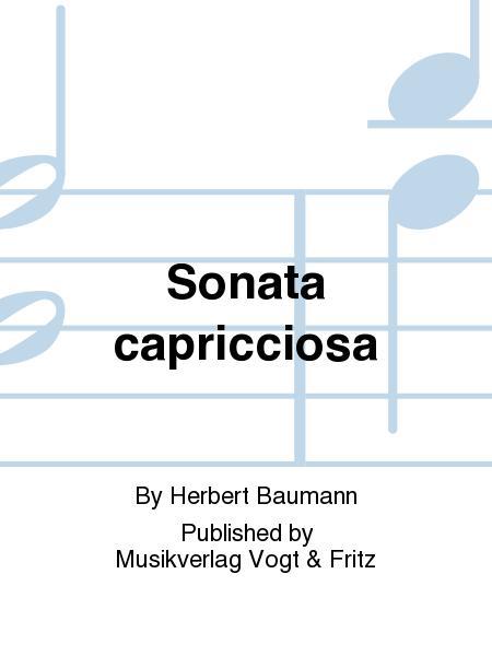 Sonata capricciosa
