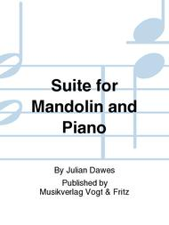 Suite for Mandolin and Piano