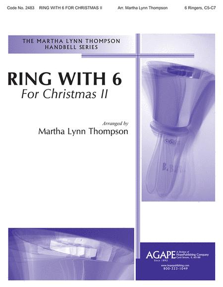 Ring with 6 for Christmas