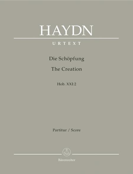 Die Schopfung (The Creation) Hob. XXI:2