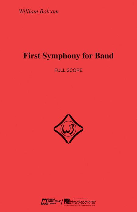 First Symphony for Band