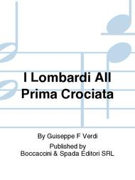 I Lombardi All Prima Crociata