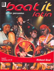 Beat It - Latin Guitar Percussion With CD