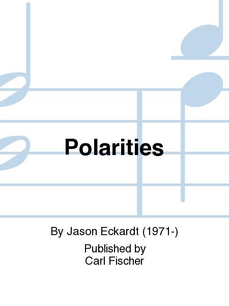 polarities by jason eckardt (1971-) - set of parts sheet music for flute  (piccolo, sleigh bells), clarinet in bb (clarinet in eb, bass clarinet in  bb, sandpaper blocks), piano, percussion, violin, viola,  sheet music plus