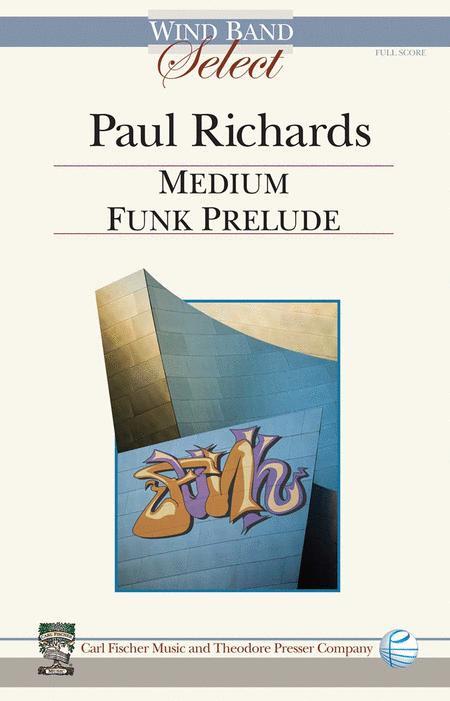 medium funk prelude full score
