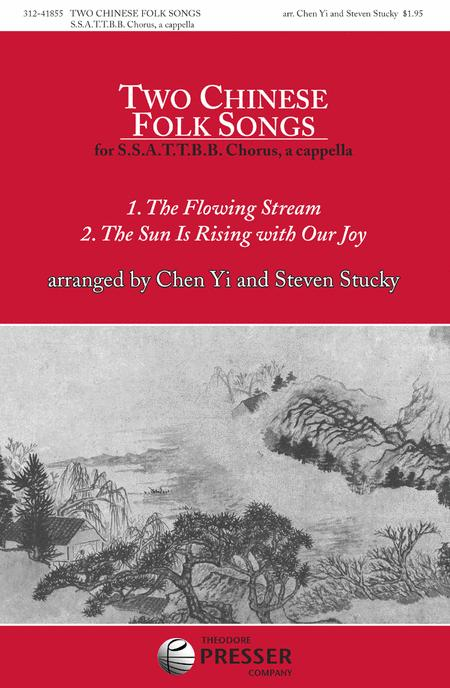 Two Chinese Folk Songs