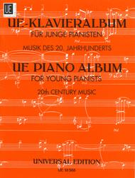 UE Piano Album For Young Pianists