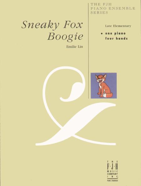 Sneaky Fox Boogie