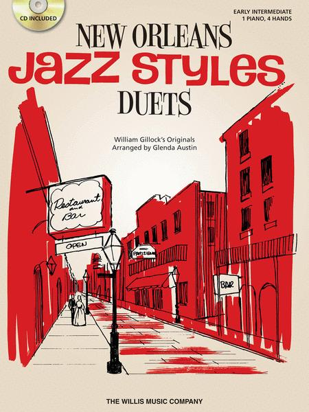New Orleans Jazz Styles Duets - Book/Audio