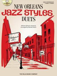 New Orleans Jazz Styles Duets - Book/Online Audio