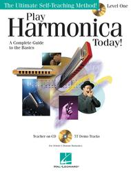Play Harmonica Today!