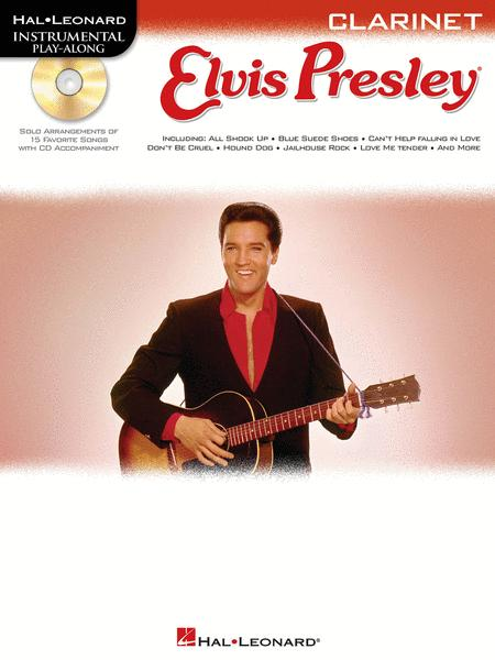 Elvis Presley for Clarinet