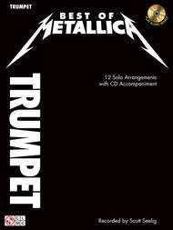 Best of Metallica for Trumpet
