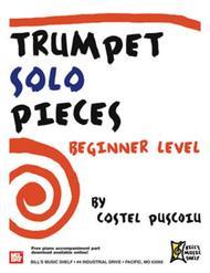 Trumpet Solo Pieces - Beginner Level