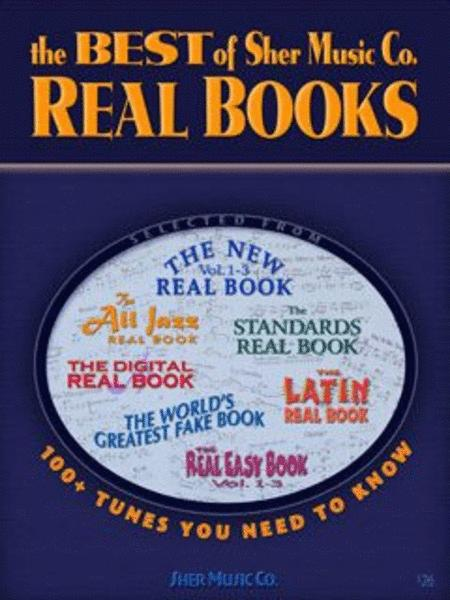 The Best of Sher Music Real Books (Eb edition)