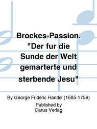 Brockes-Passion.