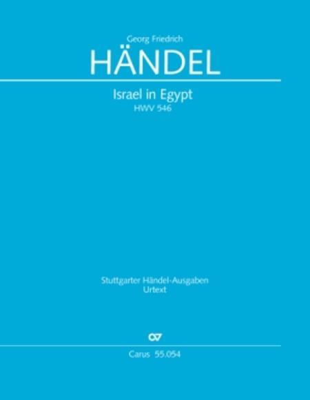 Israel in Egypt - Part I-III