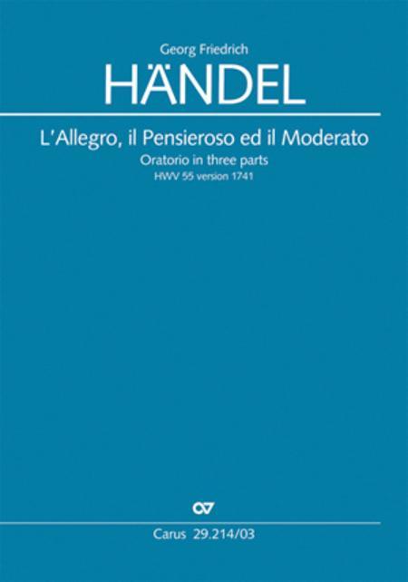 L'Allegro, il Pensieroso ed il Moderato
