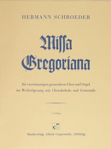 Missa gregoriana