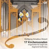 17 Church sonatas for organ solo